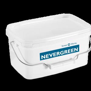 Nevergreen Go Voegmortel Kant-en-klaar extra fijn 15 kg