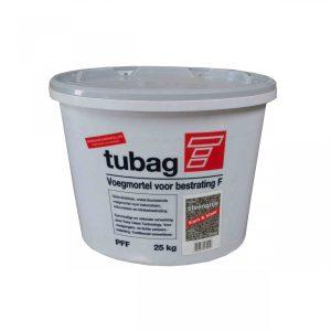 Tubag PFF kant en klaar, vacuum verpakt, 1-component voegmortel