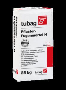 Tubag PFH voegmortel voor zware belasting, lichtgrijs