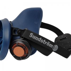 Sundström SR 100 Silicone halfgelaatmasker M/L