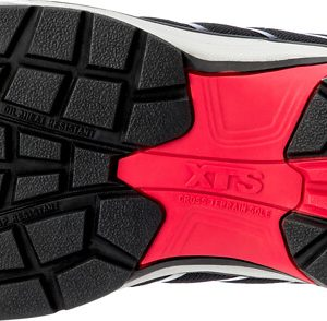Albatros Dames schoen Twist Red WNS Low S1P ESD HRO SRC