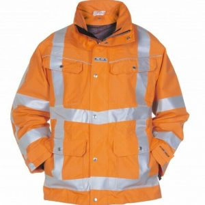 Franeker Parka EN 20471 RWS Orange