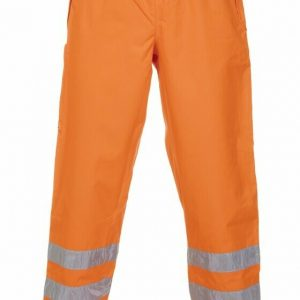 Neede Luxe regenbroek EN 20471 RWS Orange