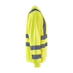 Blåkläder 3341 Sweatshirt High Vis Geel